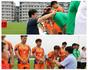 十四運橄欖球測試賽暨西部邀請賽在西安體育學院鄠邑校區圓滿落幕