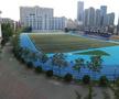 南开中学采用预制型塑胶翻新改造校园跑道