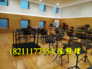 合唱指挥台CJ-001乐团指挥台 大合唱指挥台 乐队演出指挥站台谱架