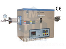 OTF-1200X 單溫區1200℃ 開啟式真空管式爐