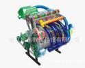 新桑塔纳发动机模型 驾校教学器材 透明发动机模型