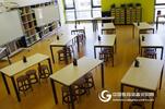 北京市中关村第三小学工程案例校用桌椅