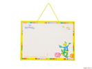 彩色塑料邊框廣告白板 (FW30)