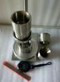 美華儀新品--經濟型粉末流動性測試儀