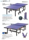 上点体育品牌乒乓球类  红双喜乒乓球台