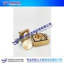 苏州昱创直剪仪剪切盒30cm2铜材