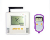 八路无线温湿度记录仪 型号:MHY-28166