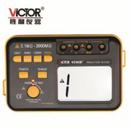 胜利精品 数显绝缘电阻测试仪VC60B+ 数字兆欧表 绝缘测试仪