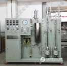乙苯脱氢制苯乙烯与分离精制实验装置