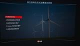 风力发电多媒体三维仿真教学实训培训系统,风力发电交互式动画培训系统