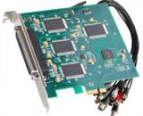 四路PCI-E采集卡、4路流媒体采集卡,GO404 E