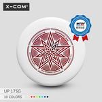 通過WFDF認證 X-COM 175g極限飛盤專業比賽戶外運動飛盤 炫星