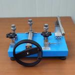 厂家直销压力校验台 台式手动气压源