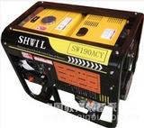 190A柴油发电电焊机 野外应急发电电焊机