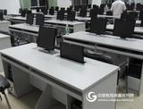 供应志欧显示屏可隐藏升降电脑桌厂家直销