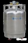 四川盛杰YDZ-200 200升自增压液氮罐