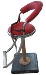 RKF-1茹可夫斯基转椅角动量守恒演示仪 物理演示仪器 科普设备