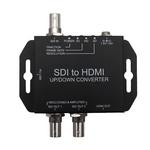 SDI to HDMI-S视频转换器SDI转HDMI一分三广电直播高清转换头