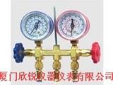 经济型黄铜压力表398-C