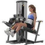 大腿伸展/坐式屈接练习器