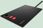 天敏G20魔圈数位板可接手机手绘板绘画绘图板手写板上网课写字板