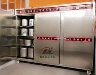 大型桶具消毒柜带烘干功能省电省人工勤福厂家送货上门