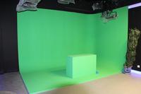 高清校园电视台建设方案 实景虚拟演播室搭建