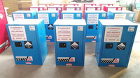 电池生产车间 锂电池防爆柜 已经CE安全认证