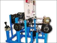 汽车ABS制动防抱死系统实验台