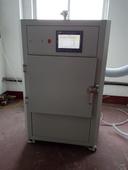 大容量微波干燥碳化灰化一体炉(尾气净化装置)