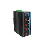 汉源高科百千混合二层网管型工业以太网交换机。具备千兆光口2个、百兆电口4个、百兆光口4个