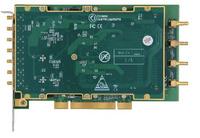 国控精仪PCI总线高速同步采集卡(250K-1GS/s,2-16路同步波形输入,任意波形输出卡)