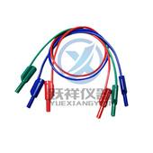 K2 K3护套 连接线测试线2mm、3mm 、4mm实验台导线 香蕉插头导线