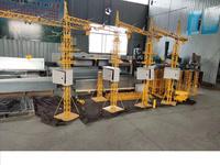 塔机模型 小型无线塔吊模型  力学展示塔机模型