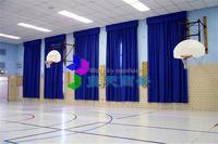 體育館電動窗簾