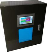 亚欧在线七参数水质检测仪(温度、电导、余氯、酸碱度、浊度、水深、悬浮物度)