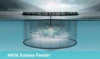AKVA網箱水下投餌系統