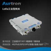 歐創LoRa基站網關LoRaWAN室外防水IP67防雷 PoE 內置UPS 太陽能