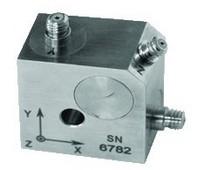 三轴向ICP型压电传感器