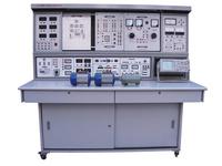 SB-528立式电工、模电、数电、电气控制(带直流电机)实验台