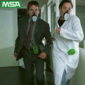 MSA梅思安微型逃生呼吸器  紧急救援呼吸器