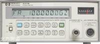 射频功率计 HP437B 微波功率计