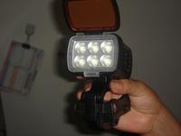 萬迪來GP-H56P新聞攝燈