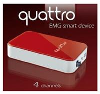 4通道表面肌電Quattro EMG smart device