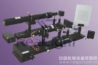 光学系统像差传函焦距测量综合实验平台