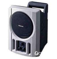 Panasonic松下无线扩音器便携式音箱WS-X66教学教师会议扩音套餐
