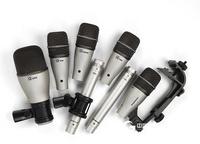 samson 7KIT 山逊专业架子鼓拾音7件套装电容麦克风爵士架子鼓麦