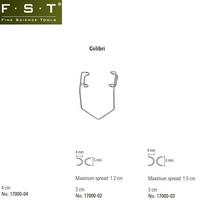 FST小鼠撑开器17000-04 FST小动物撑开器17000-02 FST小动物眼睑撑开器17000-03
