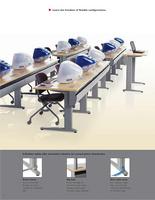 学校家具InTandem桌