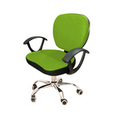際慶科技A型辦公椅升降、旋轉、移動多功能椅